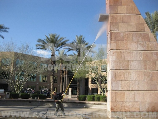 Fountain Cleaning Phoenix, Tempe Scottsdale