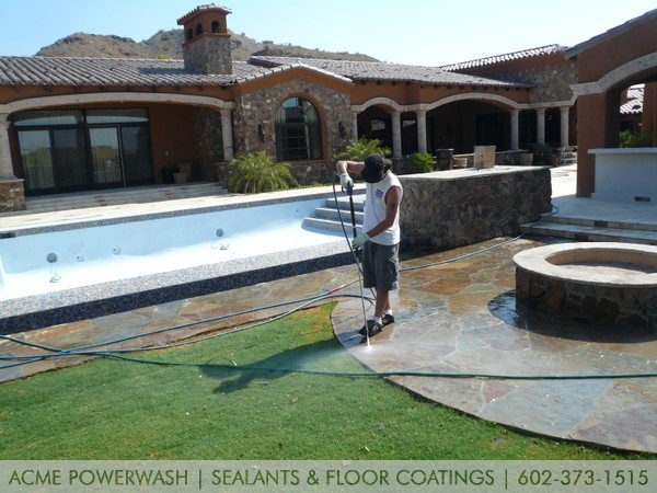 pressure washing Scottsdale