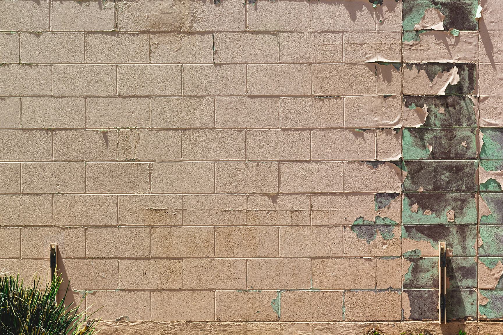stripping paint from house exterior